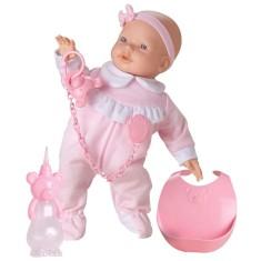 Imagem de Boneca New Mini Bebê Mania Baba Roma Brinquedos