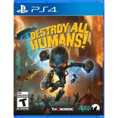 Imagem de Jogo Destroy All Humans! PS4 THQ
