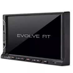 "Central Multimídia Automotiva Multilaser 7 "" Evolve Fit P3328 Touchscreen USB"