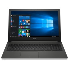 "Notebook Dell Inspiron 5000 Intel Core i7 7500U 7ª Geração 8GB de RAM HD 1 TB 15,6"" Radeon R7 M440 Windows 10 i15-5566-A70B"