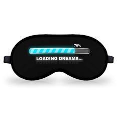Imagem de Máscara de Dormir - Loading Dreams