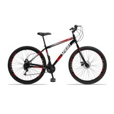 Bicicleta GT SPRINT Lazer 21 Marchas Aro 29 Freio a Disco Mecânico MX1