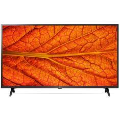 "Imagem de Smart TV LCD 43"" LG ThinQ AI Full HD 43LM6370PSB 3 HDMI"