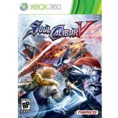 Jogo Soul Calibur V Xbox 360 Bandai Namco