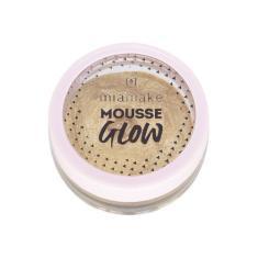 Imagem de Iluminador Mousse Glow Maquiagem Pele Mia Make Light Gold