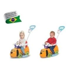 Imagem de Carrinho De Passeio Infantil Com Haste Para Empurrar