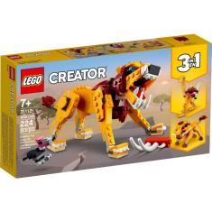 Imagem de 31112 - LEGO® Creator 3 Em 1 - Leão Selvagem