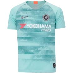 bfa2ef5762 Camisa infantil Chelsea III 2018 19 Torcedor Infantil Nike