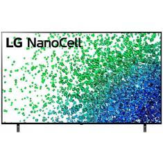 "Imagem de Smart TV Nano Cristal 75"" LG ThinQ AI 4K HDR 75NANO80SPA"