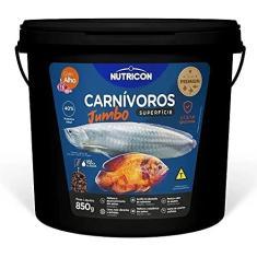 Imagem de Nutricon Carnivoros Superficie Jumbo 850Gr (Un0106) - Un