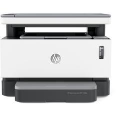 Impressora Multifuncional HP Neverstop Laser 1200W Laser Preto e Branco Sem Fio