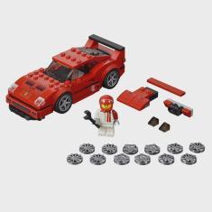 Imagem de Blocos de Montar - Lego Speed Champions - Ferrari F40 Competizione