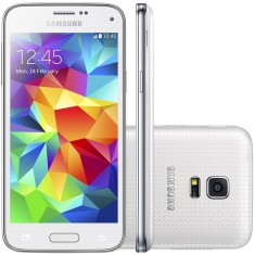Smartphone Samsung Galaxy S5 Mini Duos G800H 16GB Android