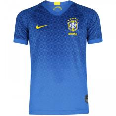 Camisa Torcedor infantil Brasil II 2019 Nike