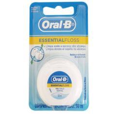 Imagem de Fio Dental Oral B Essencial Encerado - 50m