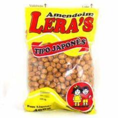 Amendoim Tipo Japonês 400g - Leras