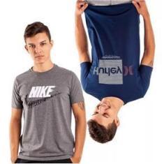 Imagem de KIt 15 Camisetas Masculinas Multimarcas