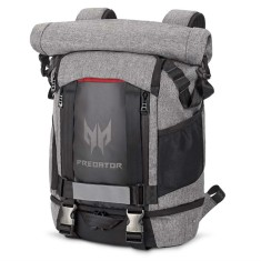 Mochila Gamer Acer com Compartimento para Notebook Predator Rolltop Backpack