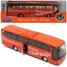 Imagem de Ônibus Mercedes Benz Travego  - Nex Models - 1/60 - Welly