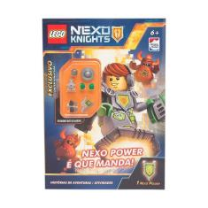 Imagem de Lego nexo knights: Nexo power é que manda!
