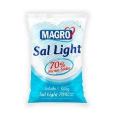 Imagem de Sal Light Magro 500g