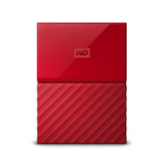 HD Externo Portátil Western Digital My Passport WDBYFT0030B 3 TB