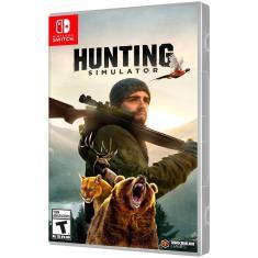 Jogo Hunting Simulator Maximum Games Nintendo Switch