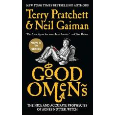 Good Omens: The Nice and Accurate Prophecies of Agnes Nutter, Witch - Livro De Bolso - 9780060853983