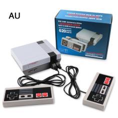 Família retro nes Vídeo Mini Console Com 620 jogos clássico Game Console Início Tv Game Collection Cartão Game Machine