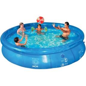 Piscina Inflável 9.000 l Redonda Mor Splash Fun