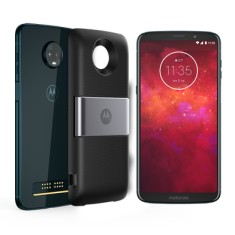 Smartphone Motorola Moto Z Z3 Play Power Pack & DTV Edition XT1929-5 64GB Android