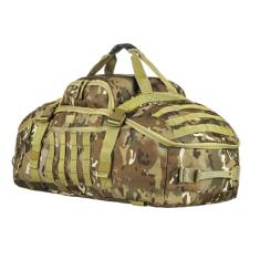 Mochila Cargueira Invictus Mala Expedition Multicam