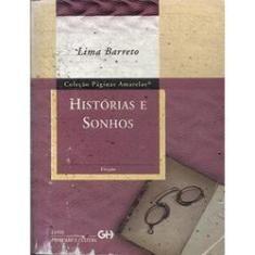 Imagem de Livro Historias E Sonhos - Livro De Bolso