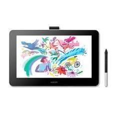 Imagem de Mesa Digitalizadora Wacom One Creative Pen Display, 13´, 2540 LPI, HDMI, USB - DTC133W0A1
