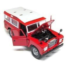Imagem de Miniatura Land Rover Series II 1:24 Bburago