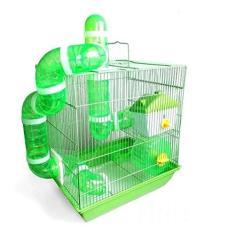 Imagem de Gaiola American Pets Para Hamsters Labirinto Safari