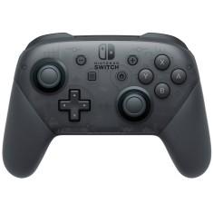 Controle Nintendo Switch sem Fio Pro Controller -