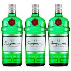 Imagem de Gin Tanqueray London Dry 750ml 03 Unidades