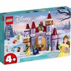 Imagem de Lego Disney Celebração Inverno Castelo Da Bela - 43180