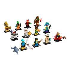 Imagem de Lego Minifigures Série 21 Coleção Completa 71029