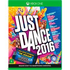 Jogo Just Dance 2016 Xbox One Ubisoft
