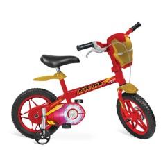 Imagem de Bicicleta Bandeirante Homem de Ferro Aro 12 3020