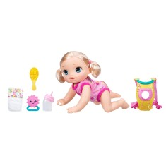 Boneca Baby Alive Hora do Passeio Hasbro