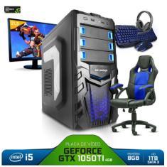 "PC Shopinfo SMT81074 Intel Core i5 8 GB 1.000 Windows 10 21,5"""