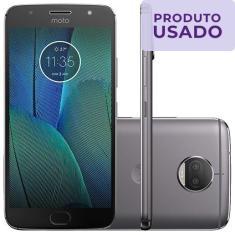 Smartphone Motorola Moto G G5S Plus Usado 32GB Android