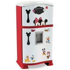 Imagem de Brincadeira de Casinha - Refrigerador - Disney - Mickey Mouse - 51 Cm - Xalingo