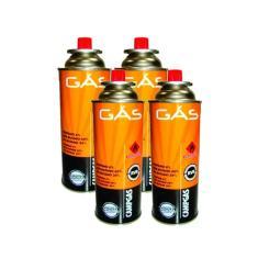 Imagem de Cartucho de Gás Campgas 227gr Caixa com 4 Unidades