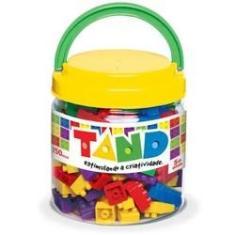 Imagem de Tand Mini blocos de montar - 150 peças - Brinquedo Toyster