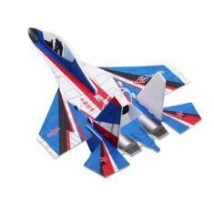 Imagem de Modelo de aeronave elétrico de espuma brinquedo resistente a quedas giroscópio infantil