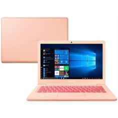 """Imagem de Notebook Samsung Flash F30 NP530XBB-AD3BR Intel Celeron N4000 13,3"""" 4GB SSD 64 GB Windows 10 Wi-Fi Bluetooth"""